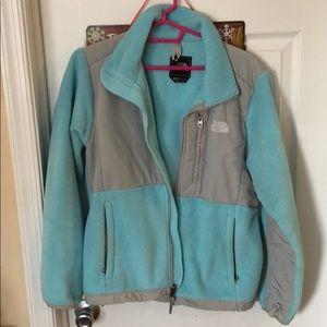 North Face fleece Jacket